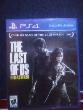The Last of Us Remasterizado PS4