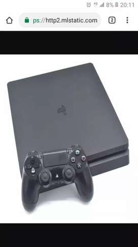 Vendo ps4  sin joystyk