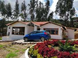 Se alquila casa campestre en Tibasosa Boyacá