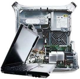 Mantenimiento de computadores y CCTV con garantía