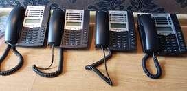 4 centrales telefónica nuevas