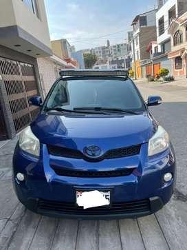 Vendo Toyota Urban Cruiser 54,000 Km Año 2011 en Muy Buen Estado