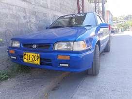 Mazda 323 coupe mod 1996 - Vendo o Permuto por dt o rx