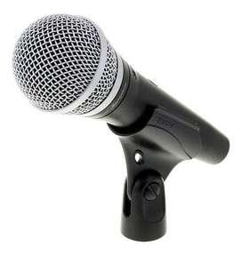 Micrófono profesional SHURE PGA 48- NUEVO