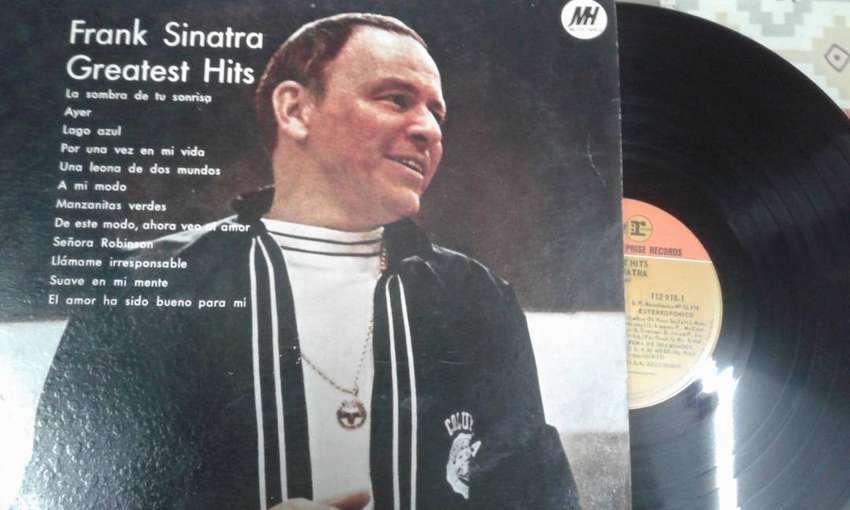 Frank Sinatra Discos de Vinilo LP 0