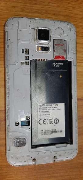 Vendo Board y repuestos de Samsung Galaxy SM-G900F