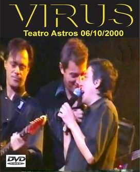VIRUS, Teatro Astros 2000