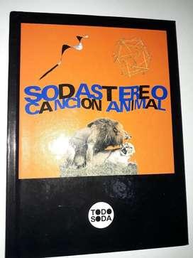 Soda Stereo Cancion Animal Cd Coleccion