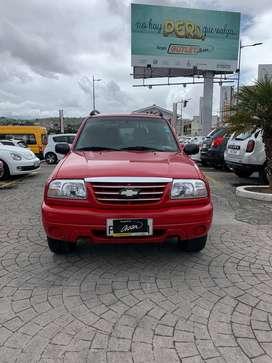 Chevrolet Grand Vitara 3P - 2010