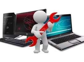 Mantenimiento PC escritorios y Laptops