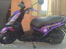 Vendo moto BWS x 125 2015