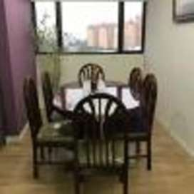 TV:Arriendo departamento amoblado 2 dormitorios El Pinar