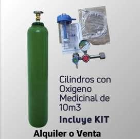 VENTA Y ALQUILER DE BALÓN DE OXIGENO