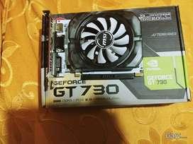 Tarjeta de video MSI GT 730 2g ddr3