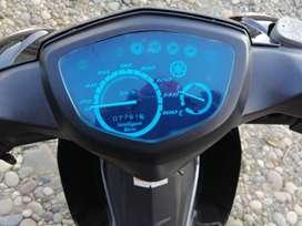 Yamaha cripton vendo por falta de uso