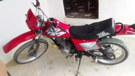 se vende XL 125 4T MODELO 1995