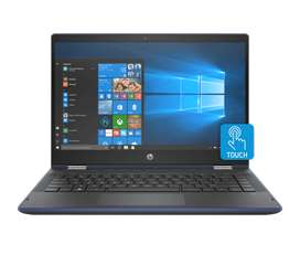 "Convertible 2en1 HP 360 Intel Core i3 14"" RAM 4 GB Disco 1 TB"