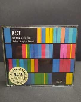 BACH  Die Kunst Der Fuge 2 CD's