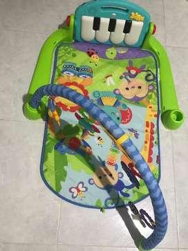 Gimnasio Y Silla Vibradora para Bebé