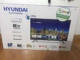 Smart TV nuevo marca Hyundai
