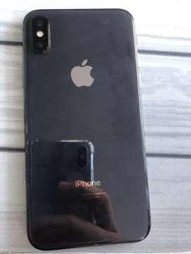 Se vende iPhone x 64 gb estado 10/10