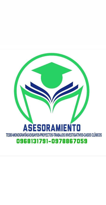 ASESORAMIENTO S.R  (TESIS, CASOS CLÍNICOS, MONOGRAFÍAS, PROYECTOS INVESTIGATIVOS, ENSAYOS) 0