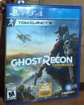 Ghost Recon Wildland, Impecable
