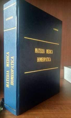 Materia Medica Homeopatica - Lathoud