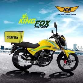 MOTO LINEAL JCH KFOX 150CC
