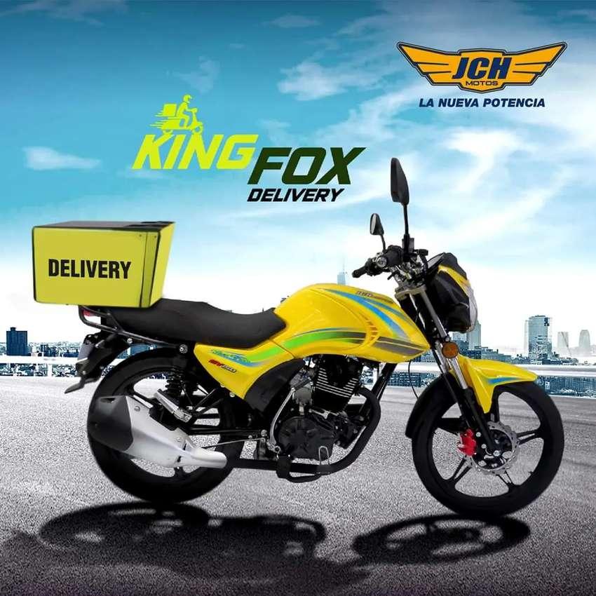 MOTO LINEAL JCH KFOX 150CC 0