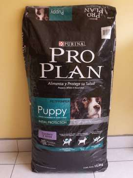 Proplan Cachorro Cordero y Arroz 15 kg