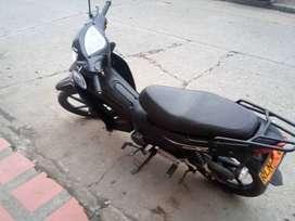 Vendo moto special x 110 en buenas condiciones 2.500.000