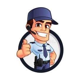 busco trabajo de guardia de seguridad tengo el curso de 120H