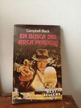 En busca del arca perdida - Campbell Black
