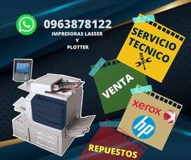 Servicio Tecnico Xerox y HP a nivel nacional