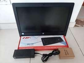 Hermoso All In One HP Core i5-6Th, Ram  4 GB, Disco De 500GB, Targeta Integrada Intel Graphics 520, Perfecto Estado.
