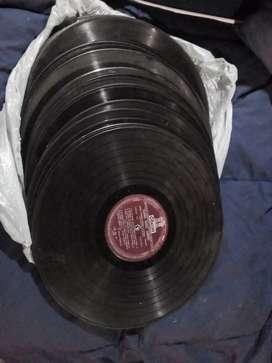 Discos de vinilo para decoracion