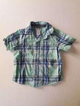 Camisas de nene $1.500 c/u