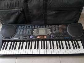Organo Casio Ctk-541 61 Teclas