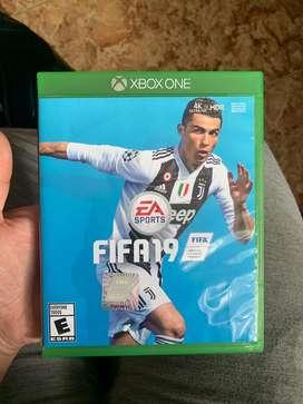 FIFA 19 fisico
