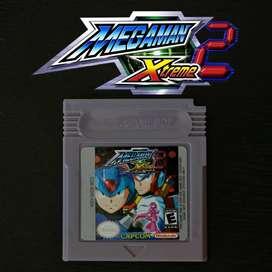 Juego MEGA MAN XTREME 2 para Nintendo Game Boy