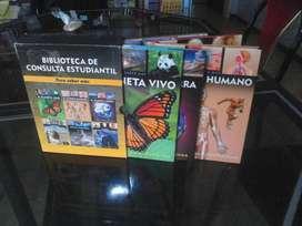 Enciclopedia De Consulta Estudiantil. 6 Tomos.Editorial Planeta IMPORTADOS