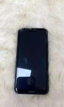 Se vende celular HUAWEI P20 Lite 32gb
