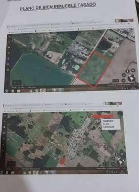 Se Vende 4 hectáreas en La Clotilde Chaco