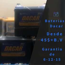 BATERIAS DACAR ECO-STANDAR-BOLD