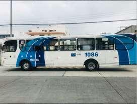 SE VENDE BUS EN BUENAS CONDICIONES CON DERECHO A RODAR EN LA FRECUENCIA LINEA 90 DE COOP. JOSE JOAQUIN DE OLMEDO