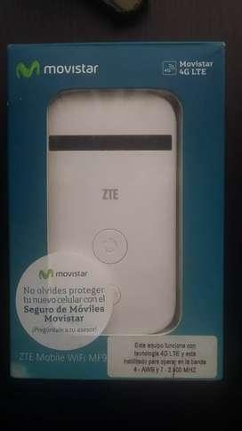 Modem Zte Mobile Wifi Mf9 4g Lte