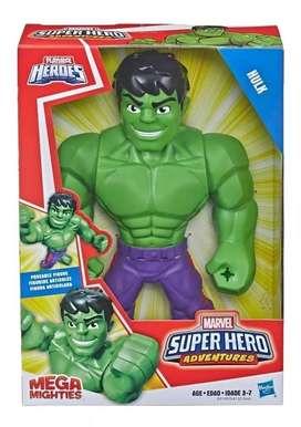 Hulk Super Hero Aventures 28 cm Hasbro