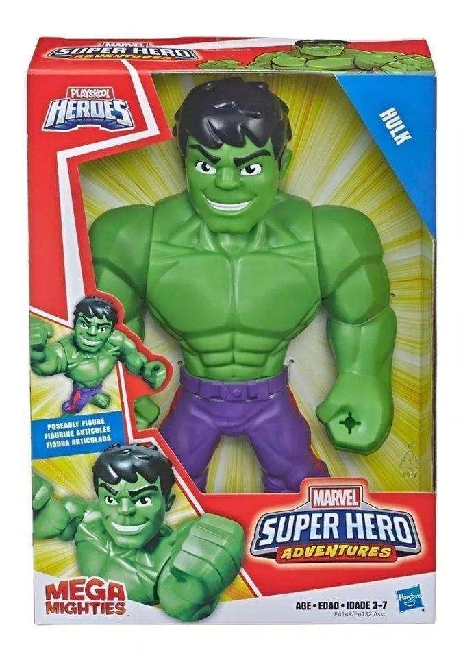 Hulk Super Hero Aventures 28 cm Hasbro 0