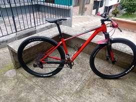 Vendo bicicleta Scott scale 970 modelo 2021
